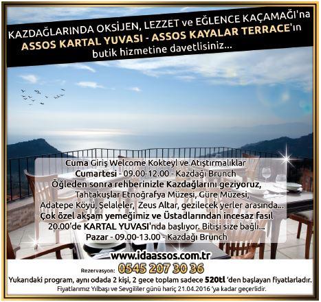 Assos-Otel-İlan